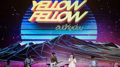 Yellow Fellow ฮิปนี้ที่ยูเนี่ยน