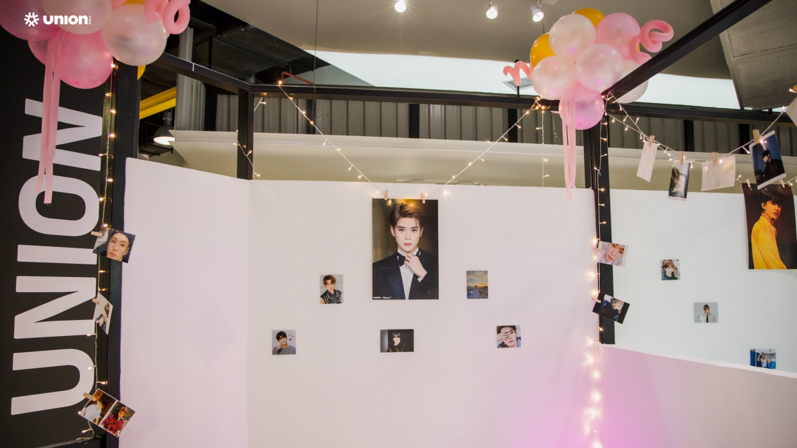 NCT Feb Boys with Ten B-day at Union CO-Event Space