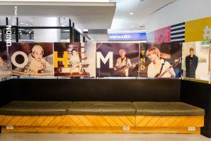 Happy Birthday Ohm Three Man Down Project at Union Mall