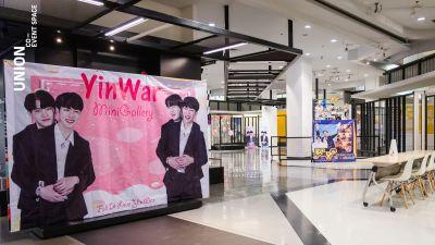 Yin War Mini Gallery Union Co-Event Space
